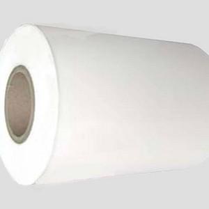 filme siliconado natural ou pigmentado leitoso