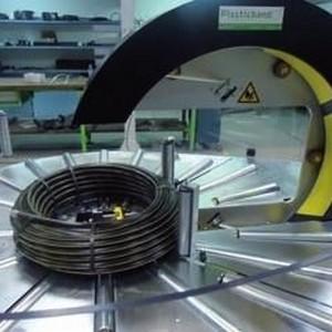 Máquina paletizadora filme stretch